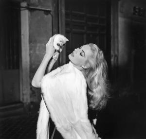 """""""La Dolce Vita""""Anita Ekberg1960** I.V. - Image 5754_0008"""