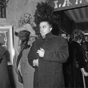 """La Dolce Vita""Director Federico Fellini1960** I.V. - Image 5754_0014"
