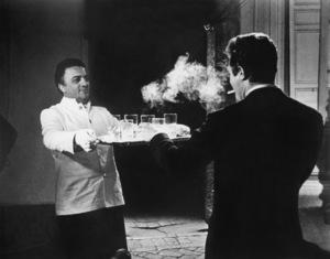 """""""La Dolce Vita""""Director Federico Fellini, Marcello Mastroianni1960** I.V. - Image 5754_0030"""