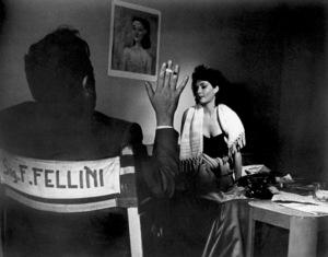 """La Dolce Vita""Director Federico Fellini1960** I.V. - Image 5754_0031"
