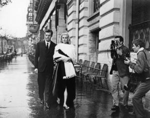 """""""La Dolce Vita""""Marcello Mastroianni, Anita Ekberg1960** I.V. - Image 5754_0037"""