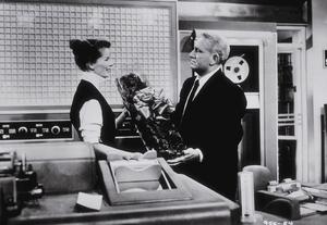 """Desk Set""Katharine Hepburn and Spencer Tracy 1957 20th  - Image 5758_0001"