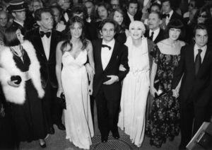 """Day for Night""Jacqueline Bisset, Francoise Truffaut, Valentina Cortese, Jean-Pierre Leaud, Marisa Pavan1973** I.V. - Image 5769_0005"