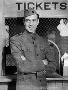 """""""Sergeant York"""" Gary Cooper1941 Warner Bros. **I.V. - Image 5773_0018"""
