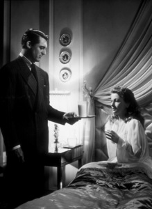 """Suspicion,""Cary Grant & Joan Fontaine.1941 RKO - Image 5774_0001"