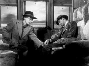 """Suspicion,""Joan Fontaine and Cary Grant.1941 RKO - Image 5774_0008"