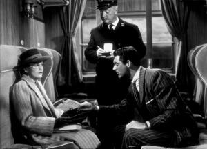 """Suspicion,""Joan Fontaine and Cary Grant1941 RKO - Image 5774_0011"