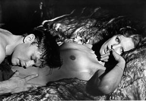 """""""The Damned""""Ingrid Thulin, Helmut Berger1969 Warner Brothers** I.V. - Image 5790_0122"""