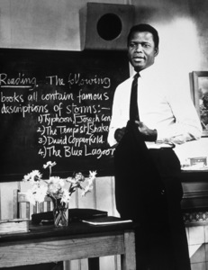 """""""To Sir, with Love""""Sidney Poitier1967 - Image 5796_0002"""