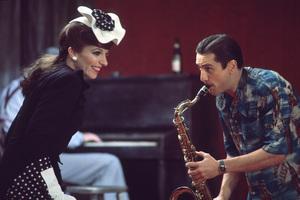 """New York, New York""Liza Minnelli and Robert De Niro. © 1977 UA/Chartoff-WinklerPhoto by Bruce McBroom - Image 5810_0029"