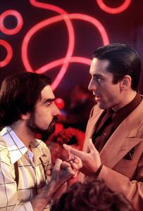 """New York, New York""Director Martin Scorsese, Robert De Niro1977 UA / Charloff-Winkler © 1978 Bruce McBroom - Image 5810_0056"