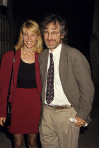 Steven Spielberg and Kate Capshaw1990© 1990 Gary Lewis - Image 5817_0102