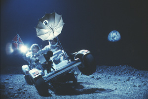 Science FictionLunar Buggy1981 © 1981 David SuttonMPTV - Image 5822_0010