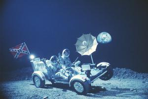 Science FictionLunar Buggy1981 © 1981 David SuttonMPTV - Image 5822_0017