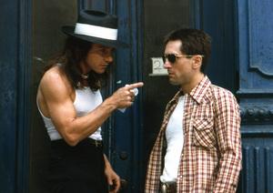 """""""Taxi Driver""""Harvey Keitel, Robert De Niro1976 Columbia** I.V. - Image 5831_0024"""