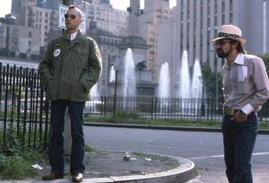 """Taxi Driver""Robert De Niro, director Martin Scorsese1977 Columbia Pictures** I.V. - Image 5831_0035"