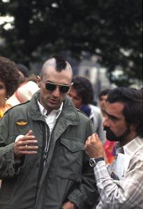 """Taxi Driver""Robert De Niro, director Martin Scorsese1977 Columbia Pictures** I.V. - Image 5831_0036"