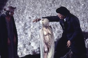"""""""Satyricon""""Federico Fellini directing1969** I.V.C. - Image 5833_0056"""