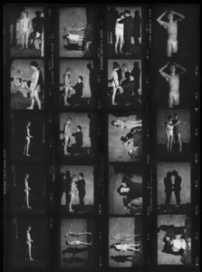 """Satyricon""Federico Fellini directs Martin Potter and Max Born1969** I.V.C. - Image 5833_0060"