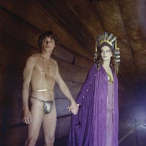 """Satyricon""Hiram Keller and Capucine1969** I.V.C. - Image 5833_0070"