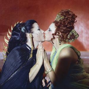 """Satyricon""Danika La Loggia and Magali Noel1969** I.V.C. - Image 5833_0073"
