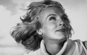 """Lizabeth Scott, portrait for """"For Men Only,"""" 1956. © 1978 Bill AveryMPTV - Image 5839_17"""