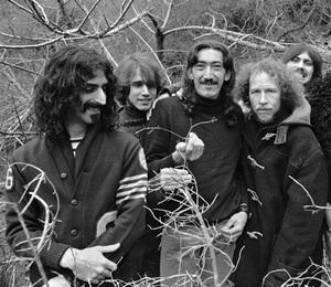 Frank Zappa1967 © 1978 Bruce McBroom - Image 5872_0029