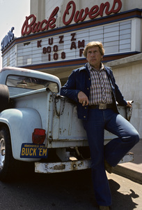 Buck Owens1976 © 1978 Ed Thrasher - Image 5879_0007