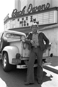 Buck Owens1976 © 1978 Ed Thrasher - Image 5879_0018