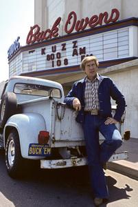 Buck Owens1976 © 1978 Ed Thrasher - Image 5879_0020