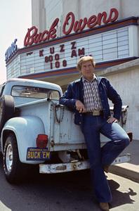 Buck Owens1976 © 1978 Ed Thrasher - Image 5879_0021