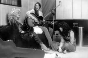 Linda Ronstadt, Dolly Partonand Emmylou HarrisFebruary, 1978 © 1978 Ed Thrasher - Image 5881_0024