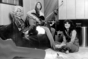 Linda Ronstadt, Dolly Partonand Emmylou HarrisFebruary, 1978 © 1978 Ed Thrasher - Image 5881_0025