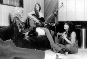 Linda Ronstadt, Dolly Partonand Emmylou HarrisFebruary, 1978 © 1978 Ed Thrasher - Image 5881_0027
