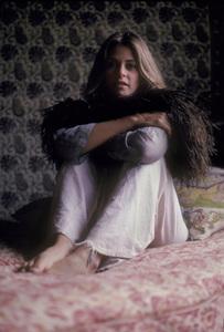 Lindsay Wagner at home1976 © 1978 Bregman - Image 5887_0002