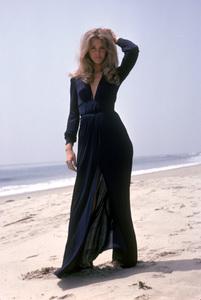 Lindsay Wagner at home1976 © 1978 Bregman - Image 5887_0034