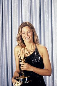 Lindsay Wagner and her Emmy1977** H.L. - Image 5887_0056
