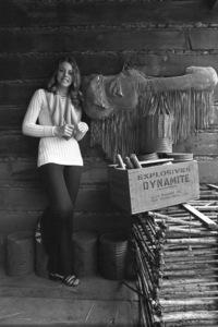 Lindsay Wagnercirca 1971© 1978 Ed Thrasher - Image 5887_0081