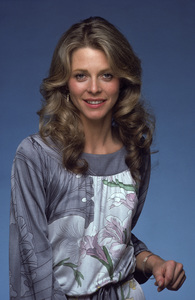 "Lindsay Wagner in ""The Bionic Woman"" circa 1980 ** H.L. - Image 5887_0104"