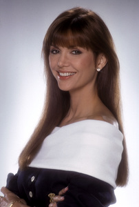 Victoria PrincipalSeptember 1988 © 1988 Mario Casilli - Image 5905_0044