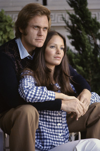 Jaclyn Smith and Roger Daviscirca 1968© 1978 Gary Lewis - Image 5917_0083
