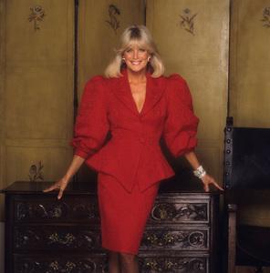 Linda Evanscirca 1980s© 1980 Mario Casilli - Image 5922_0098