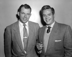 Marty Hill and Desi Arnaz01-31-1953 © 1978 Sid Avery - Image 5923_0013