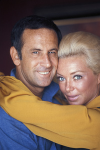 Don Adams and wife Dorothy Brackencirca 1972 © 1978 Gunther - Image 5926_0023