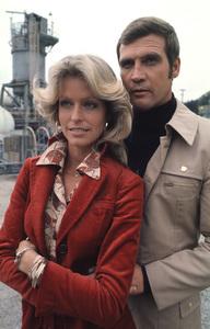 Farrah Fawcett, Lee MajorsC. 1978Photo by Bud Gray - Image 5928_0007