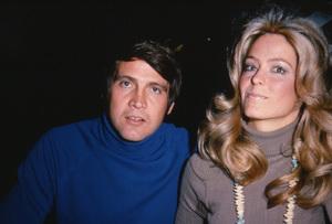 Farrah Fawcett and Lee Majors1972**I.V. - Image 5928_0169