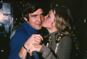 Farrah Fawcett and Lee Majors1972**I.V. - Image 5928_0172