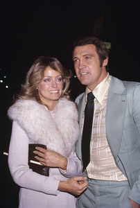 Farrah Fawcett and Lee Majorscirca 1970s© 1978 Gary Lewis - Image 5928_0246