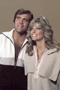 Farrah Fawcett and Lee Majorscirca 1970s© 1978 Gary Lewis - Image 5928_0247
