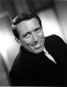 Andy Williams, c. 1953.Photo by Gabi Rona - Image 5940_0042